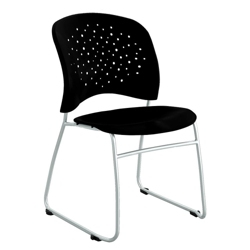 Plastic Sled Base Guest Chair , 44666