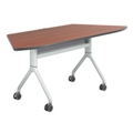 "Rumba Trapezoidal Nesting Table - 72"" x 30"", 41821"