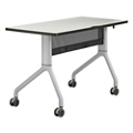 "Rumba Rectangle Nesting Table - 48"" x 24"", 41828"