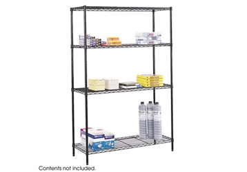 "48"" x 18"" Commercial Wire Shelving Unit, 36372"