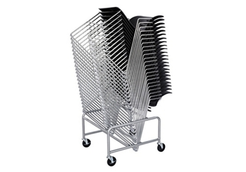 Mobile Storage Cart for Stack Chairs, 82126