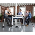 """Complete Ergonomic Conference Room Set 94""""W x 36""""D by Focal Upright, 45087"""