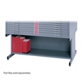 """High Base for 46 1/2""""W flat file, 37127"""