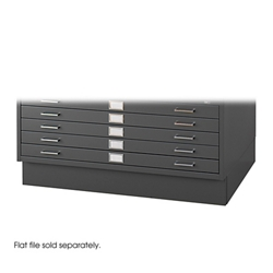 "Closed Base for 46 1/2""W Flat File, 37130"