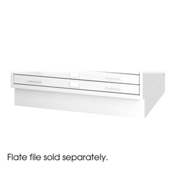 "Closed Base for 53 1/2""W Flat File, 37131"