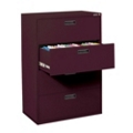 "30""W 4 Drawer Steel Lateral File, 30077"