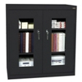 "Storage Cabinet with ClearView Doors - 46""W x 18""D, 31464"