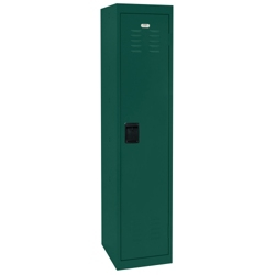 "Single Tier Steel Locker - 15""W, 31902"