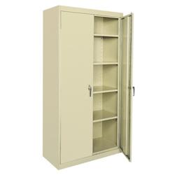 """5 Shelf Steel Storage Cabinet - 46""""W x 72""""H, 36221"""