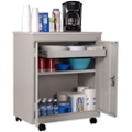 "Mobile Refreshment Center Storage Cabinet - 30""W x 33""H, 36227"