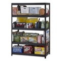 "5 Shelf Heavy Duty Steel Shelving Unit - 48""W x 24""D x 72""H, 36242"