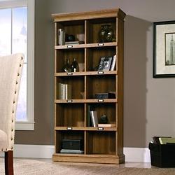 "10 Cubbyhole Bookcase - 75""H, 32216"