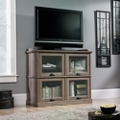 TV Stand with Flip-Up Glass Doors, 43497