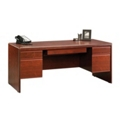 Executive Desk with Keyboard Drawer, 13205