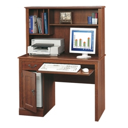 Computer Desk and Hutch Set, 13427