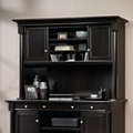 "Hutch with Two Doors and Shelving - 63""W x 45""H, 14027"