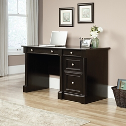 "Single Pedestal Computer Desk - 53""W, 14029"