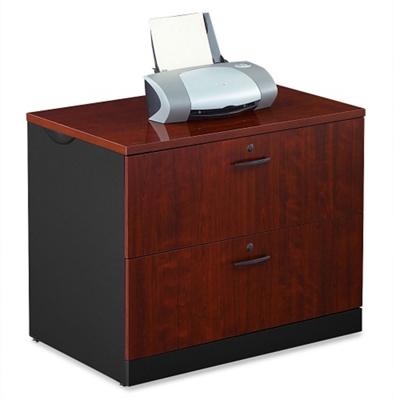 Attractive Locking Two Drawer Lateral File , 30895