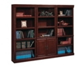 15 Shelf Traditional Bookcase Set, 32885