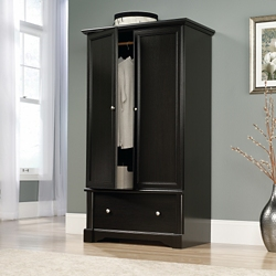 "Two Door Armoire with Drawer - 36""W x 66""H, 36593"