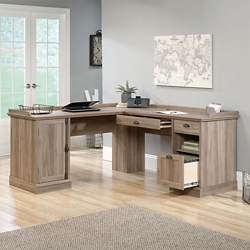 "L-Shaped Desk - 69""W, 14888"