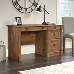 Single Pedestal Desk, 13442