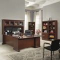 Executive U-Desk Office Suite, 86460