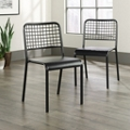 Metal Chairs (Set of 2), 220205