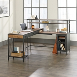 "Spacious L-Shaped Desk - 61""W x 58""D, 220209"