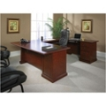 Traditional Executive U-Desk, 13381