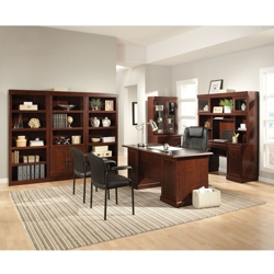 Complete Executive Office with Library, 13575