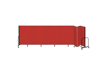 "11 Panel Partition 20'5""wx5'h, 21483"