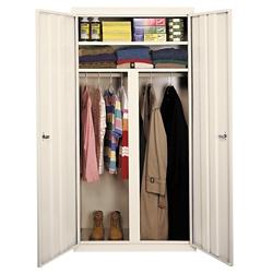 """Hetfield Wardrobe Cabinet - 72""""H, 37107"""