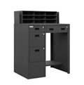 "Standing Height Workstation - 39""W x 29""D, 10373"