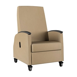 "Narrow Recliner with 22""W Seat - 600 lb Weight Capacity, 26719"
