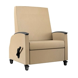 "Narrow Recliner with 22""W Seat - 600 lb Weight Capacity, 26722"
