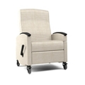 Narrow Recliner with Drop Transfer Arm, 26725