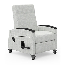 Recliner with Dual Transfer Arms, 26720
