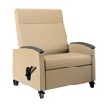 Bariatric Recliner with Drop Transfer Arm, 26723