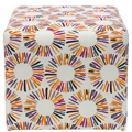 Cubed Fabric Ottoman , 220098