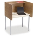Maximum Privacy Carrel- Starter, 13757