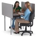 Fixed Height Conference Carrel- Starter, 13761