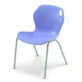 Modern Plastic Stack Chair, 51513