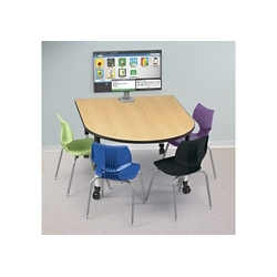 Half Round Shape Tables At NBFcom - Half circle conference table