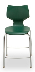 """Fixed-Height Stool - 38""""H, 51799"""