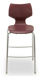 "Fixed-Height Stool - 42""H, 51800"