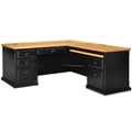 "Left Return L-Desk - 70""W, 16014"