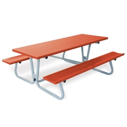 Aluminum Picnic Table - 8 ft, 85813