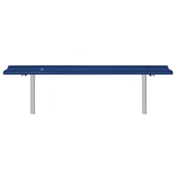 Mounted Bench - 8 ft, 85826