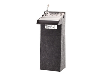 Portable Floor Lectern Sound System, 43479